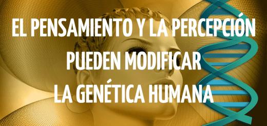 Pensamiento positivo y genética humana
