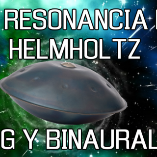 RESONANCIA DE HELMHOTLZ