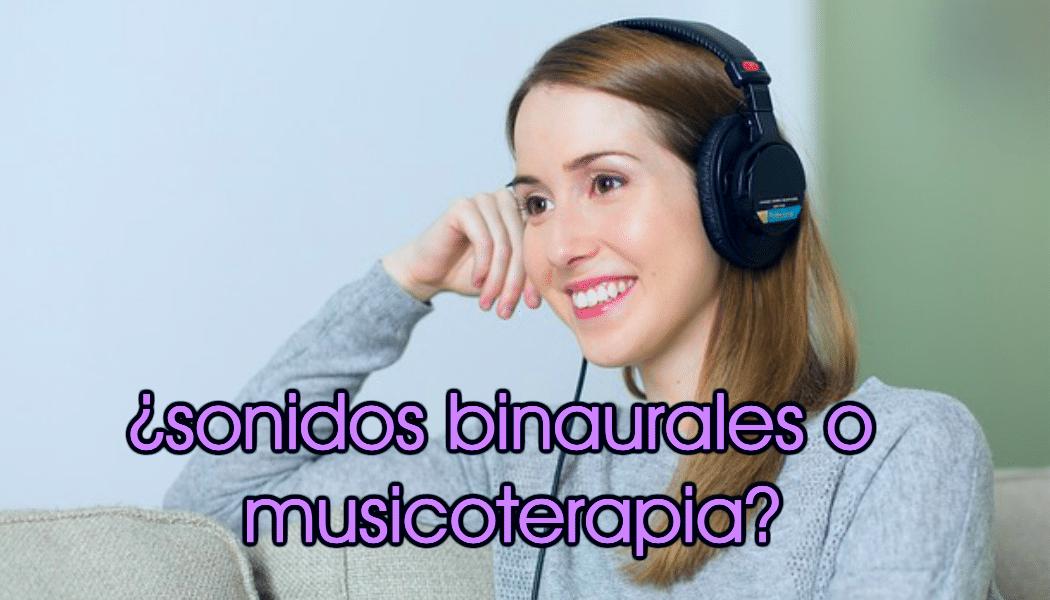 sonidos binaurales tras el parto