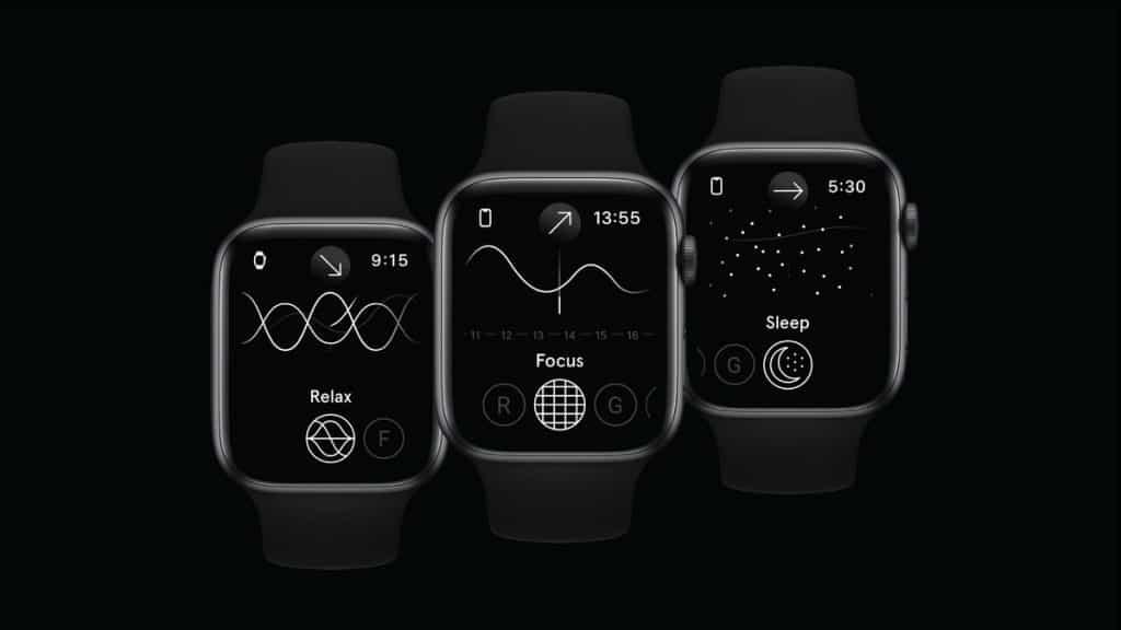 Endel Apple Watch