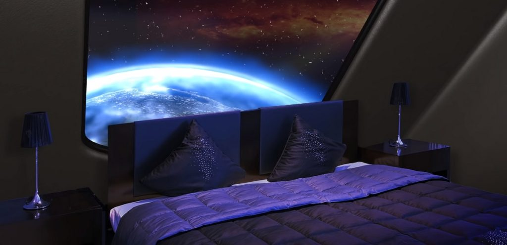 sonido espacial para dormir